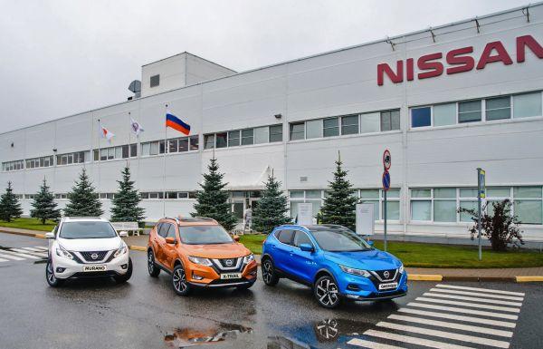 Сборочный цех в России