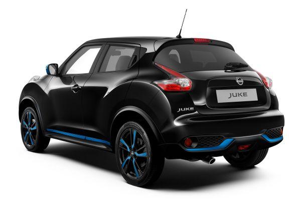 Nissan Juke 2018 багажник