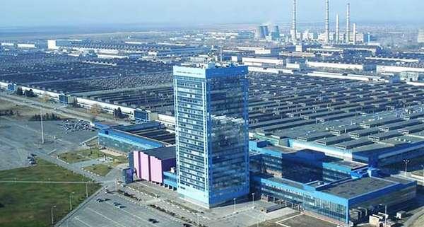 Завод в Тольятти
