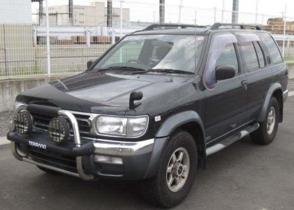Nissan Terrano второго поколения