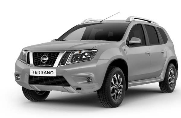 Nissan terrano третьего поколения